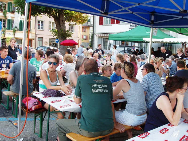 Summernachts Plausch 2015